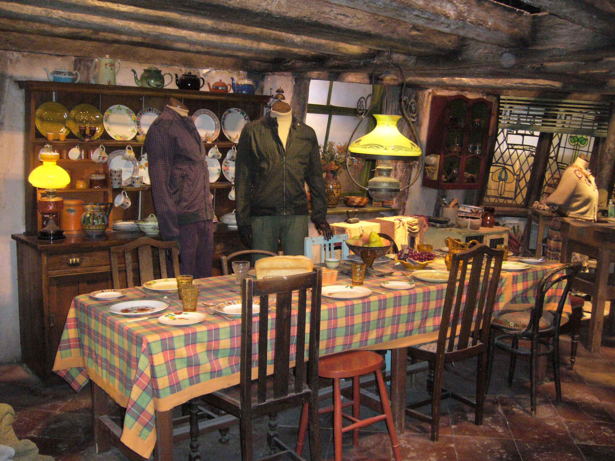 Harry Potter And The Tudios Of Ecrets A Day Out At