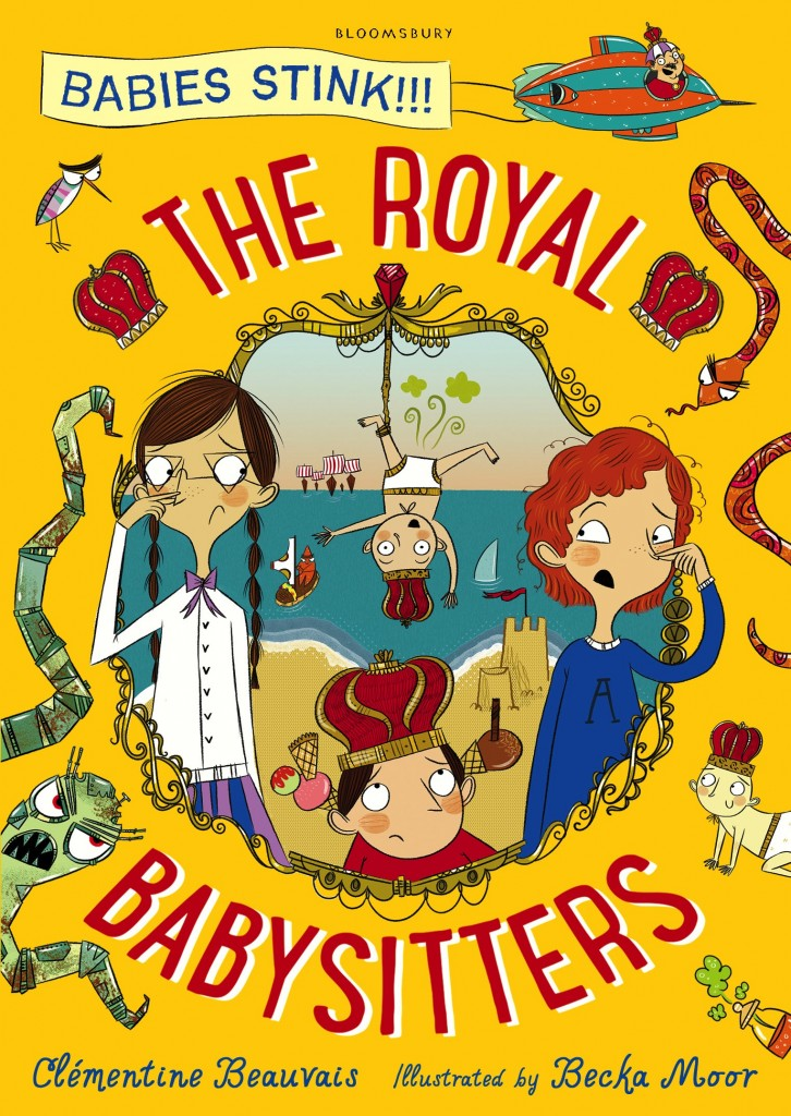 Book 1: The Royal Babysitters