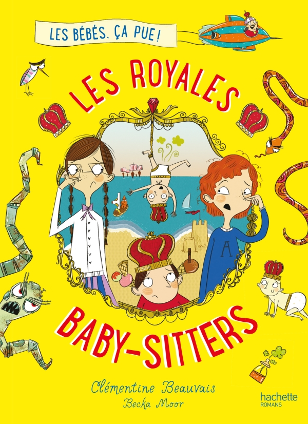 Les Royales Baby Sitters